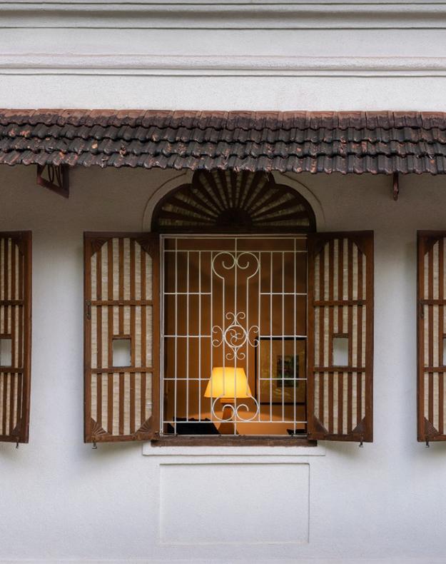 The Goan Architectural Amalgamation