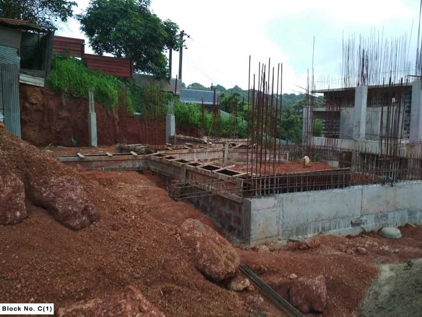 El Reino Construction Status