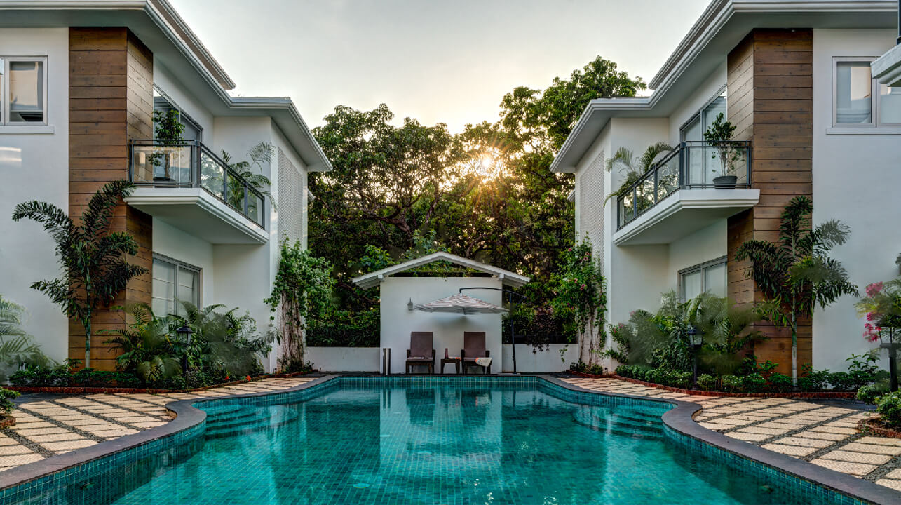 Santa Rosa-Holiday Homes in Goa