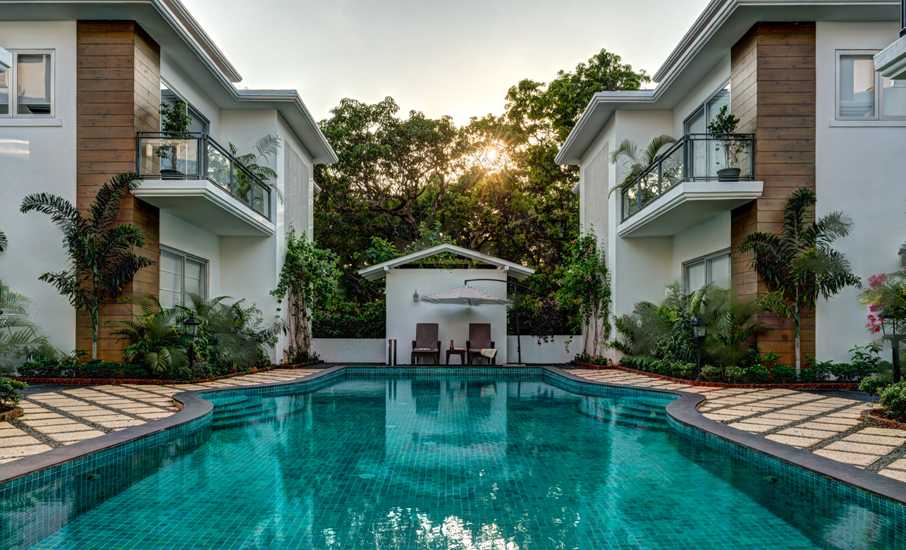 Santa Rosa-2bhk Flats in Goa