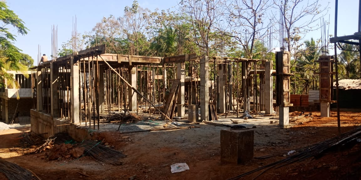 La Covelo Construction Status