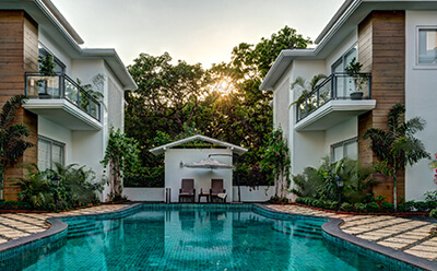 Santa Rosa-2bhk Apartments Goa